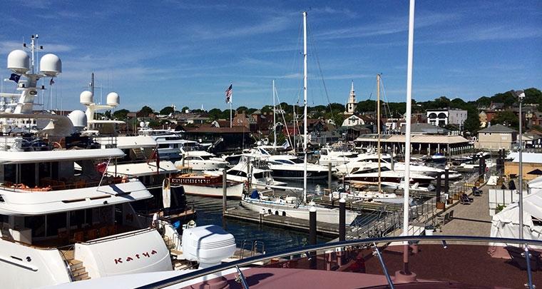 newport yacht charter show carol kent yacht charters