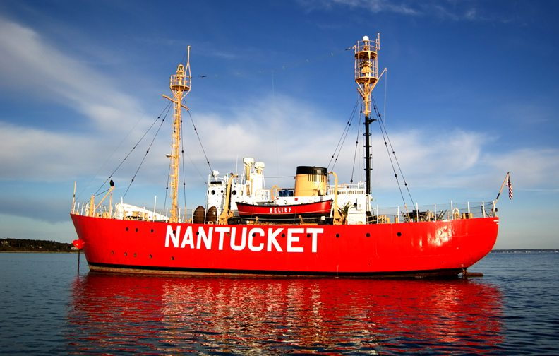 Nantucket Lightship is a historical 128' luxury yacht that has been sailing the seas since 1854!