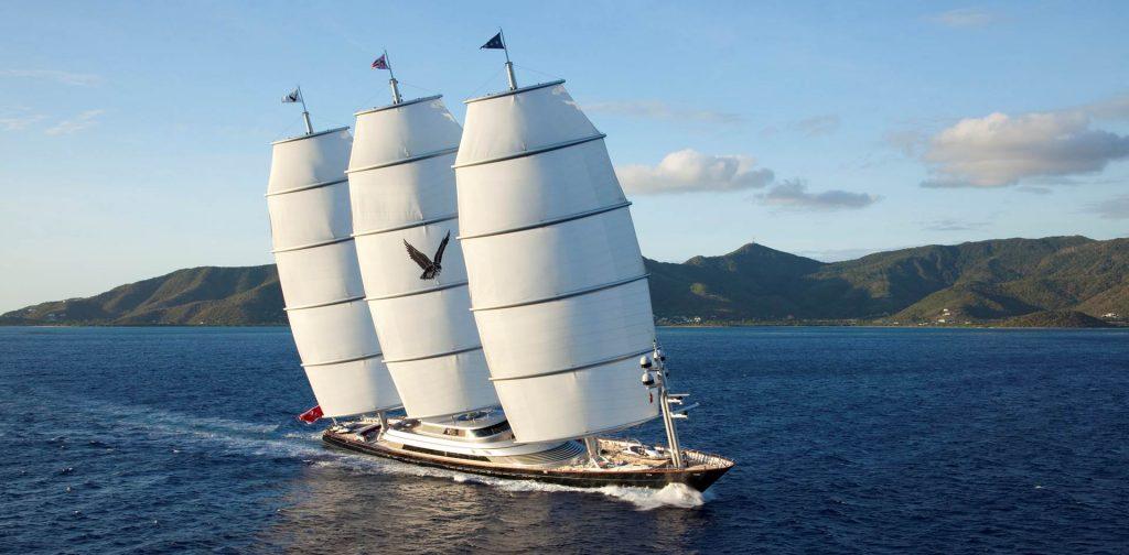 289' Sail Yacht MALTESE FALCON