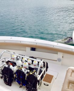 RememberWhenMotorYacht_Dive Tender