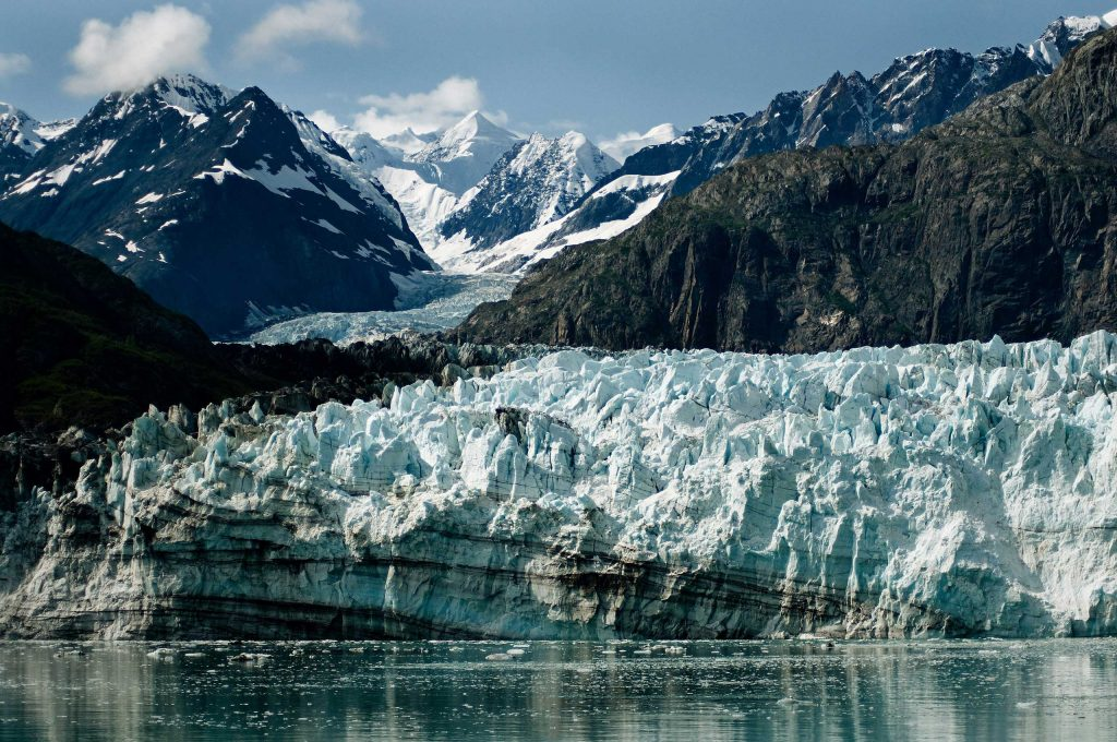 Icy glaciers, fjords and snow-capped mountains are some of Alaska's scenic wonders