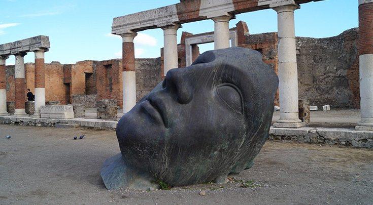 Med Head Amalfi 9 Pompeii
