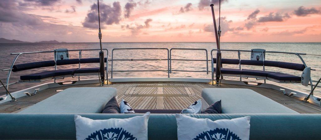 Oyster Sail Yacht 125' TWILIGHT