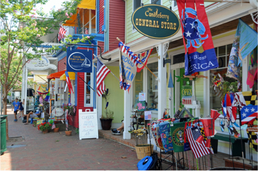 St. Michaels is a picturesque harbor on Maryland's Eastern Shore and was named as one of the Top 10 Best Small Coastal Towns in America