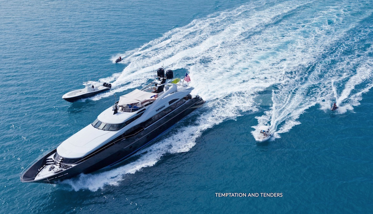 123ft Palmer Johnson motor yacht Temptation_123ftPalmerJohnson_motor yacht with Tenders with tenders