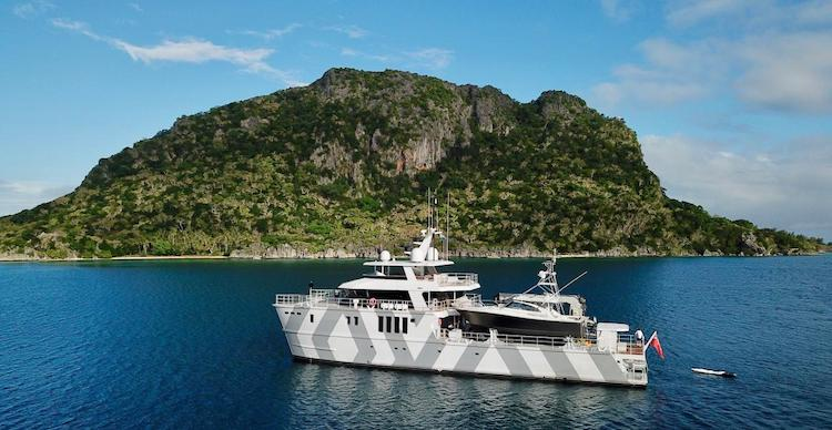 New Zealand's latest new build, THE BEAST, offers 4000 square feet of guest living space.