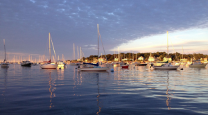 Our New England yacht charter headquarters is Marblehead