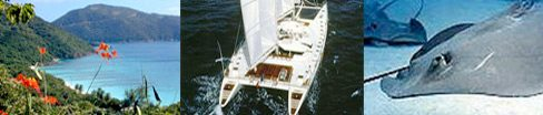 luxury south pacific yacht charter