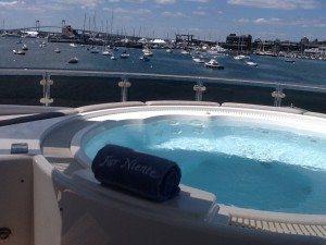 Newport Charter Yacht Show Top Yacht Chef 2015