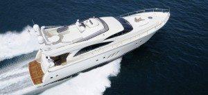 Motor Yacht JACO I charter in Italy