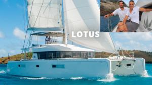 LOTUS catamaran