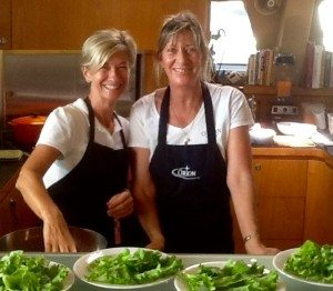 View our video of Allison's raw food luncheon in Antigua