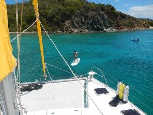 Crewed Yacht Chartering in the Caribbean