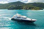 Bacchus carol kent yacht charter