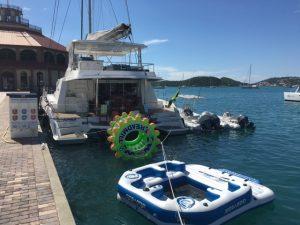 ANNEX catamaran