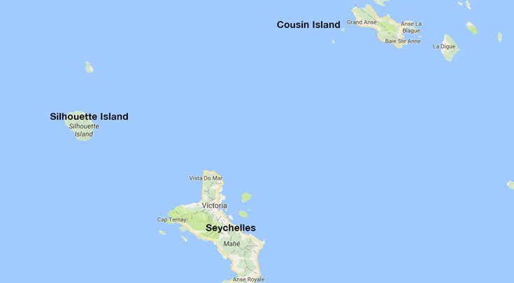 IndianOceanSeychellesMAP Carol Kent Yacht Charters - Indian ocean seychelles map
